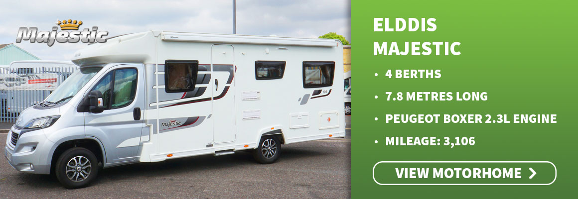 USED ELDDIS MAJESTIC