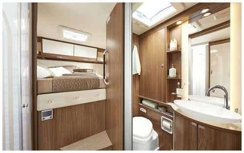 2020 Burstner Argos Motorhome A 747 2-G - Interior Photo - Bathroom 1