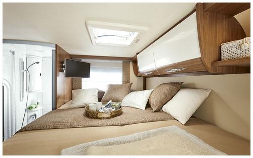 2020 Burstner Argos Motorhome A 747 2-G - Interior Photo - Lounge 1