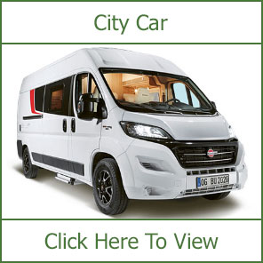 Burstner City Car Camper Vans