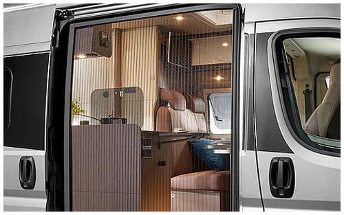 2020 Burstner City Car - Camper Van - Side-Door
