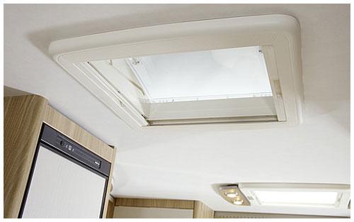 2020 Burstner Ixeo TL Low Profile Motorhome - Bright Skylight
