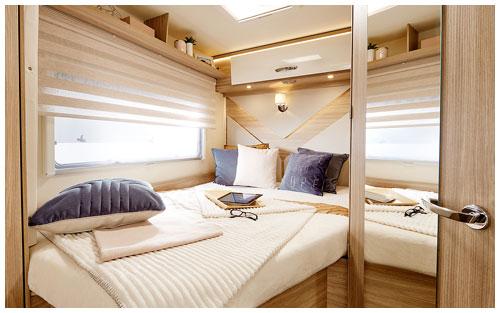 2020 Burstner Lyseo M Harmony Line - Coachbuilt Motorhome - French Bed
