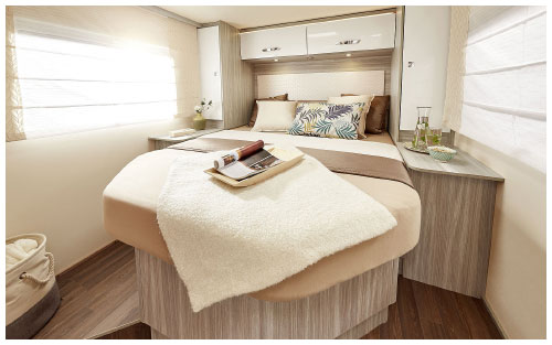 2020 Burstner Lyseo Time T Limited - Low-Profile Motorhome - Rear Island Bed