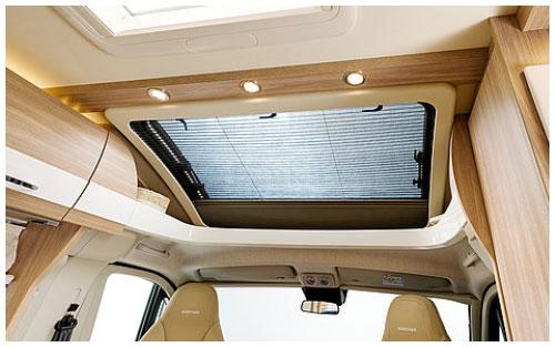 2020 Burstner Travel Van - Low-Profile Motorhome - Skyroof