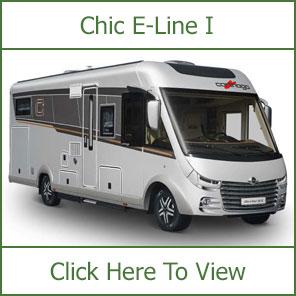 Carthago Chic E-Line / Chic E-Line Linerclass / XL Motorhomes