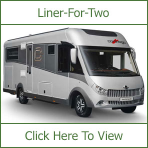 Carthago Liner-For-Two Motorhomes