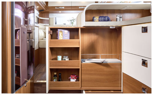 2020 Carthago Liner-For-Two A-Class Motorhome - Storage 2