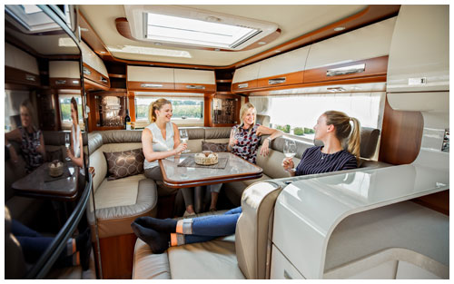 2020 Carthago Liner-For-Two A-Class Motorhome - Rear Lounge 2