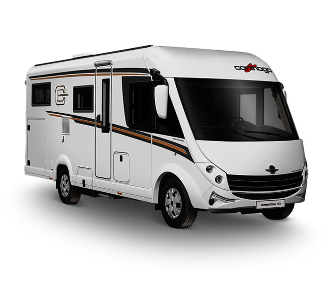 2021 Carthago C-Compactline I A-Class Motorhomes For Sale