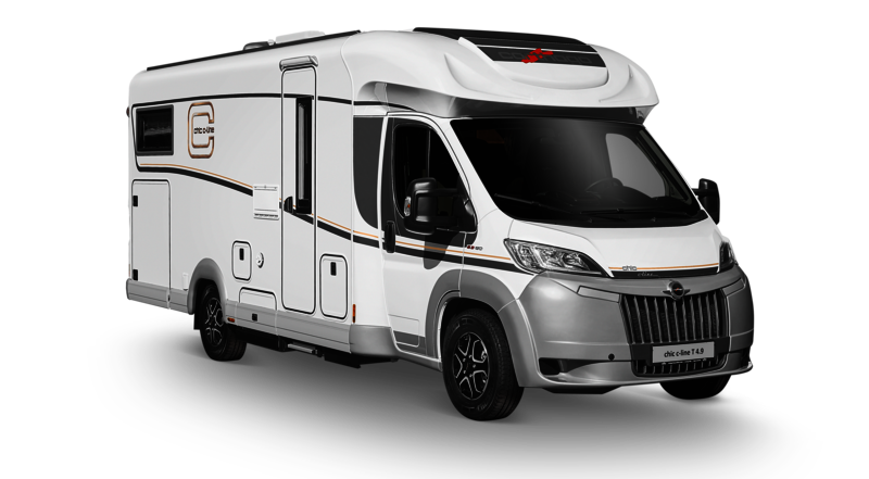 2021 Carthago Chich C-Line T Low-Profile Motorhomes For Sale