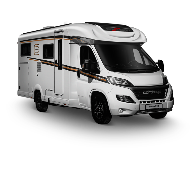 2021 Carthago C-Tourer T Low-Profile Motorhomes For Sale
