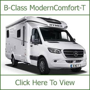 Hymer B-Class Moderncomfort-T Motorhomes