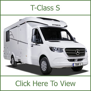 Hymer T-Class S Motorhomes