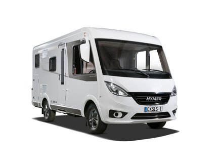 2021 Hymer Exsis-I A-Class Motorhome For Sale