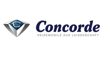 Concorde Motorhomes - Logo