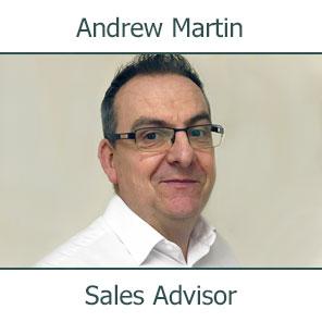 Andrew Martin Sales Advisor