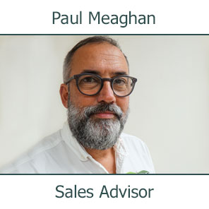 Paul Meaghan Sales Advisor