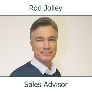 Rod Jolley Sales Advisor