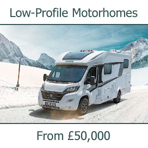 Low-Profile Motorhomes For Sale