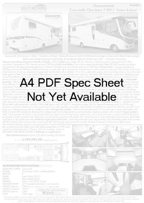 A4 Spec Sheet Not Yet Available