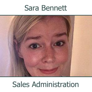 Sara Bennett Sales Administration
